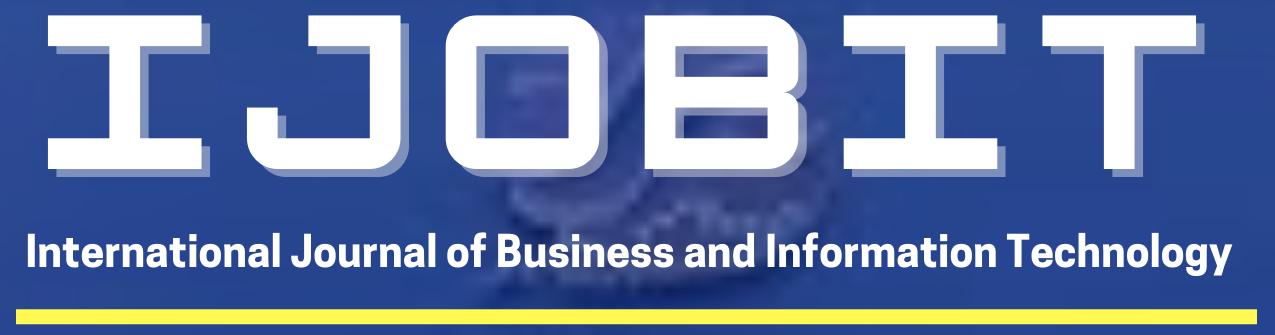 Jurnal Ilmu Komputer dan Bisnis